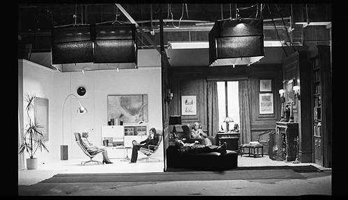 Escena psicoanálisis Annie Hall