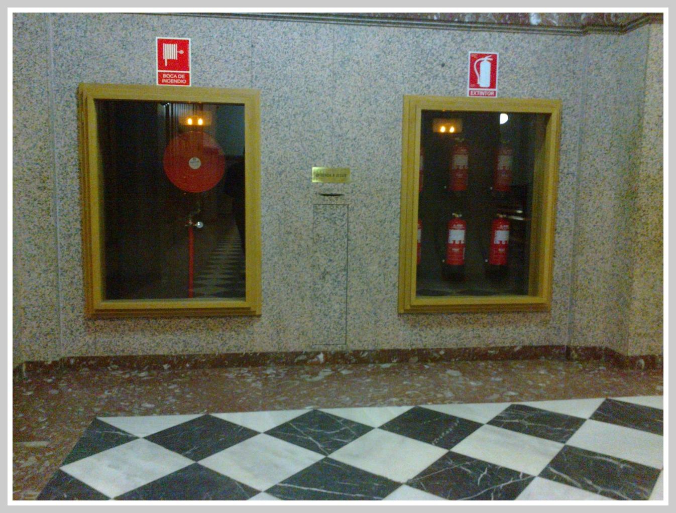 Interior templo Medinaceli Madrid