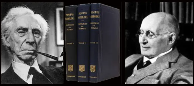 Bertrand Russell y Whitehead