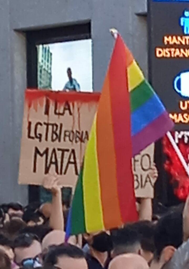 Samuel: Ninguna muerte más por LGTBIfobia